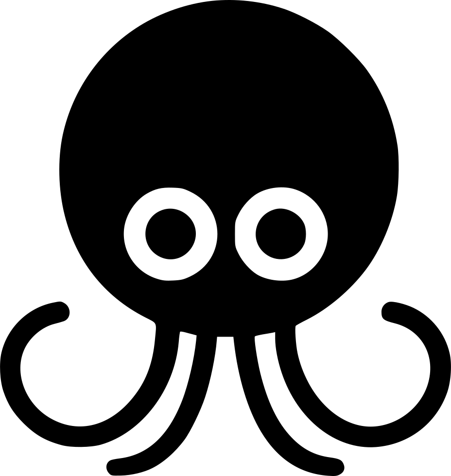 Clipart octopus alike, Clipart octopus alike Transparent.