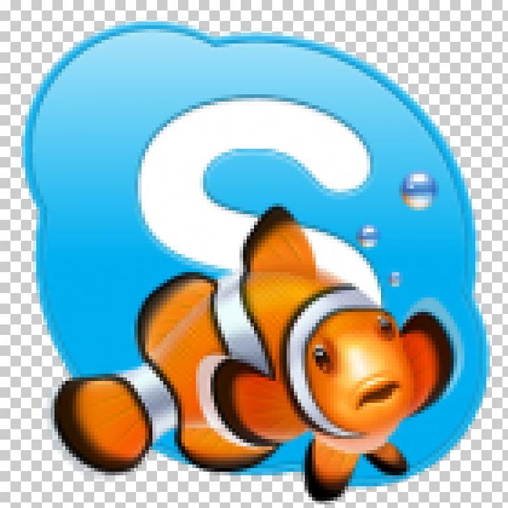 Alimentar frenesí juegos de pez payaso nemo iconos de.