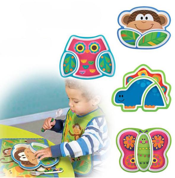 Compre Platos De Alimentación Para Bebés Dinosaurio Para Niños Comida Para  Niños Platos Para Bebés Alimentación Para Niños Vajilla Comedor Mesa De.