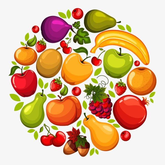 Frutas, Frutas, Verde Alimentos, Desenhos De Frutas PNG Imagem para.