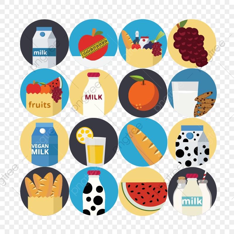 Iconos De Alimentos, Icono, Frutas, Alimentos PNG y Vector para.