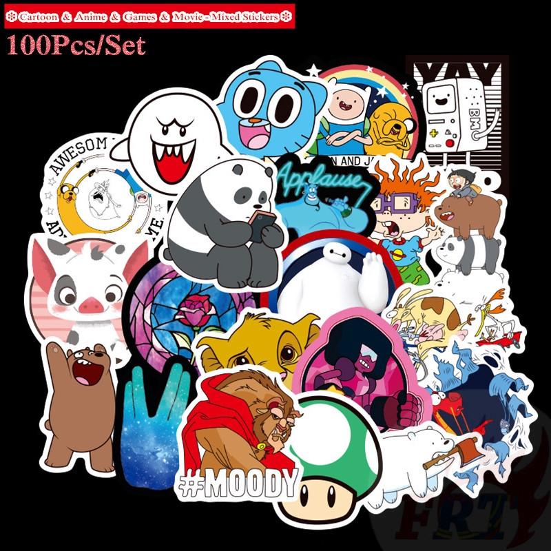 ❉ Cartoon & Anime & Games & Movie.