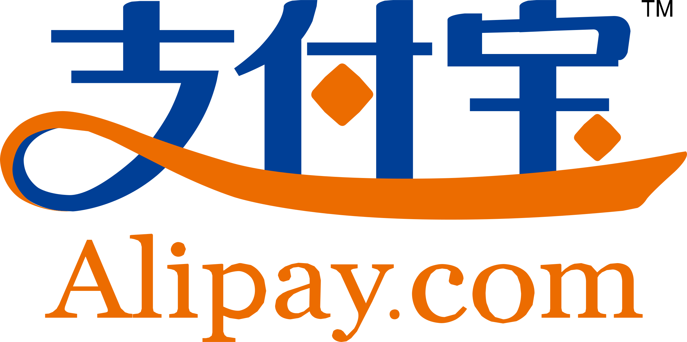 AliPay Logo PNG Transparent & SVG Vector.