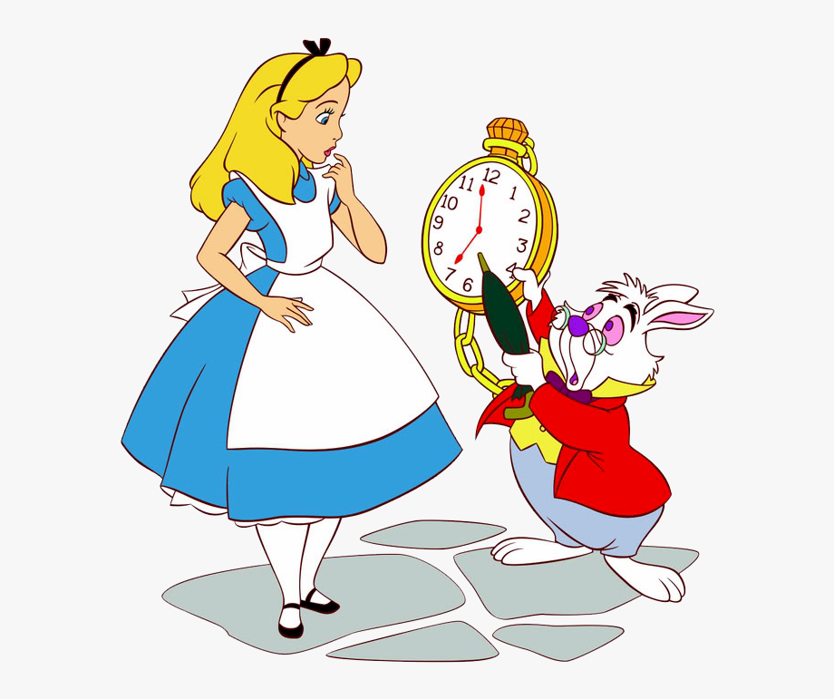 28 Collection Of White Rabbit Alice In Wonderland Clipart.