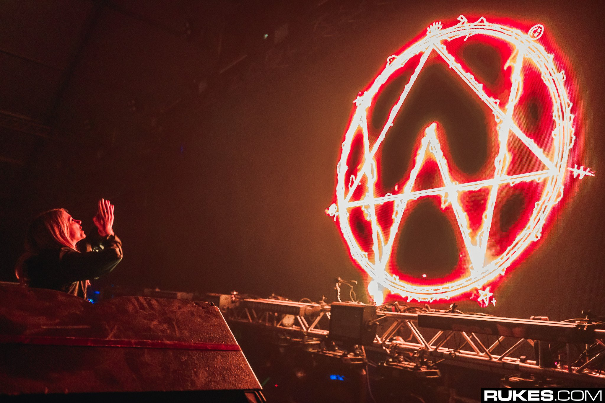 Alison Wonderland\'s First Headlining Show At Red Rocks Is.