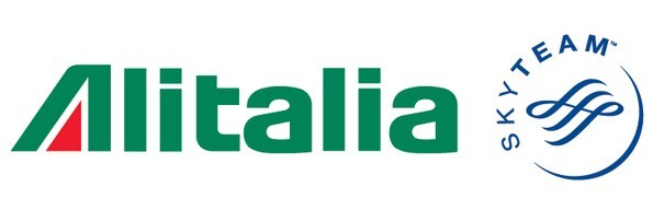 Alitalia Airlines Logo Download Vector.