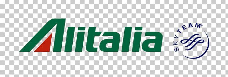 Alitalia Logo Airline SkyTeam Flying Blue PNG, Clipart, Airline.