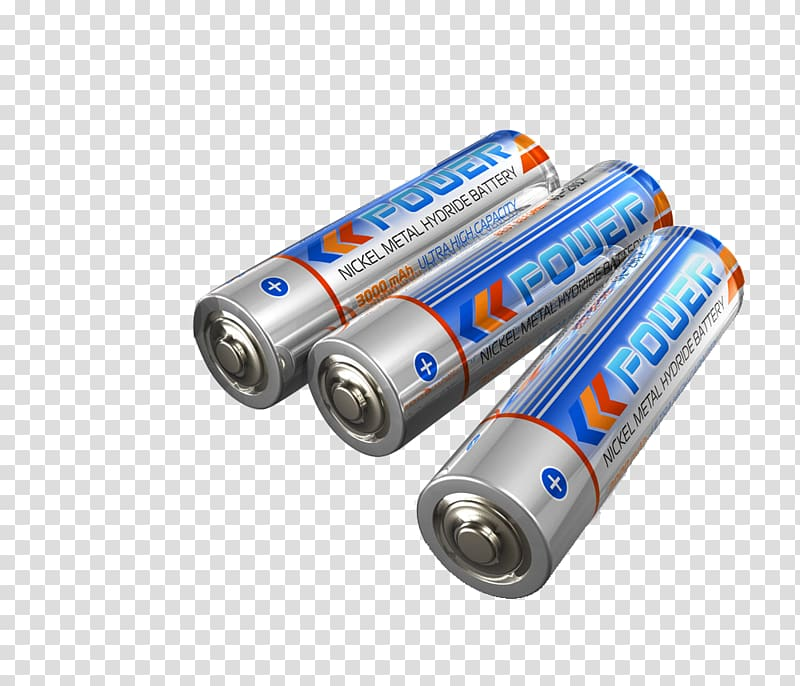 Battery charger Rechargeable battery Alkaline battery AA.