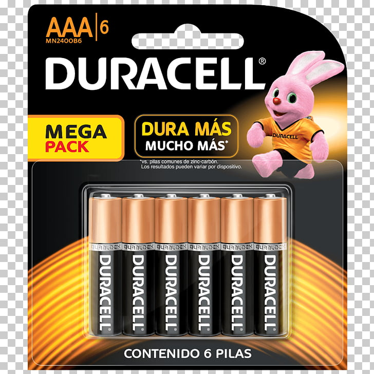 Duracell Alkaline battery AAA battery Electric battery A23.