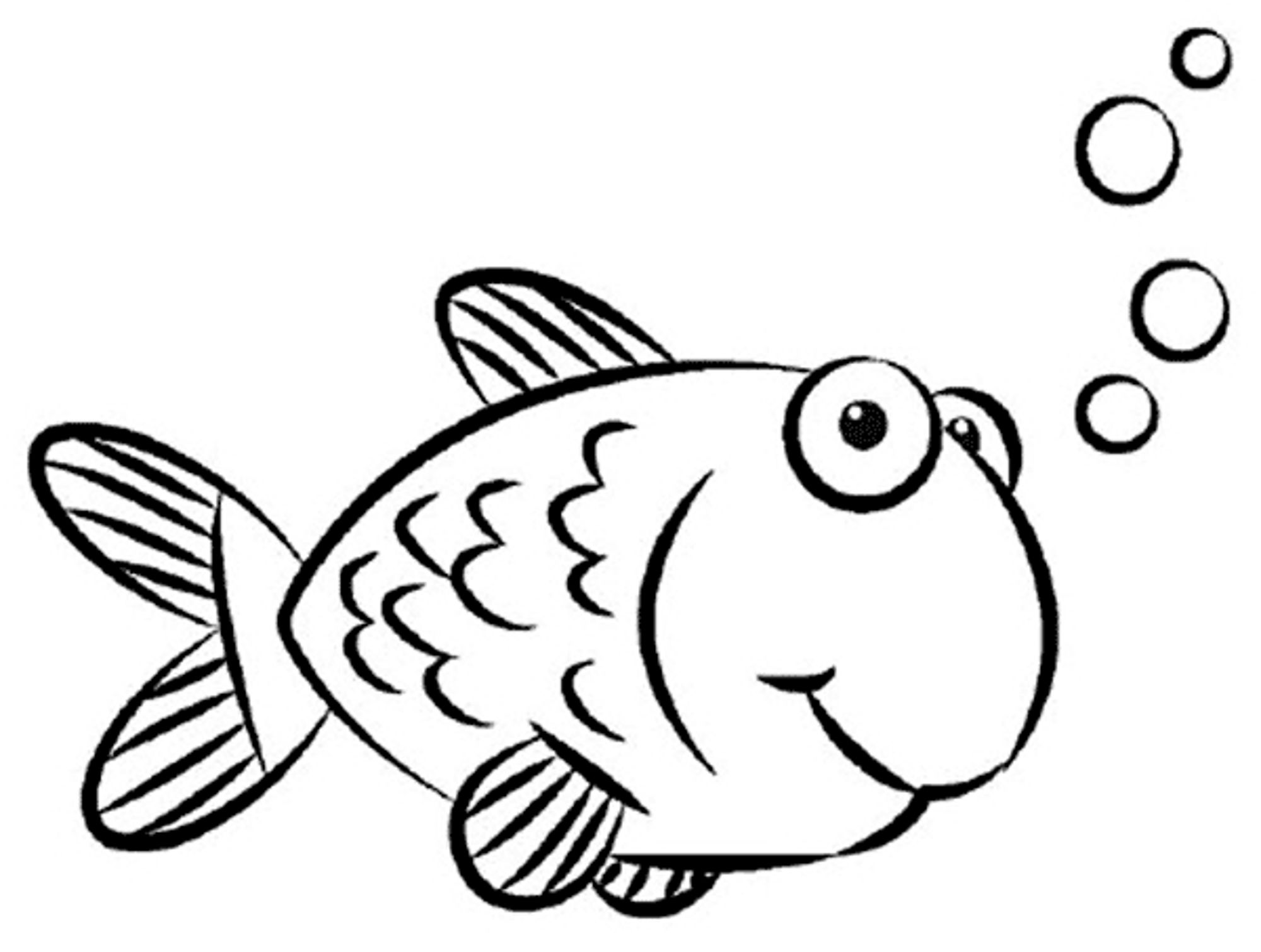 Free Fish Drawing For Kids, Download Free Clip Art, Free.