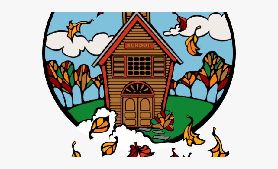 Fall Clipart School.
