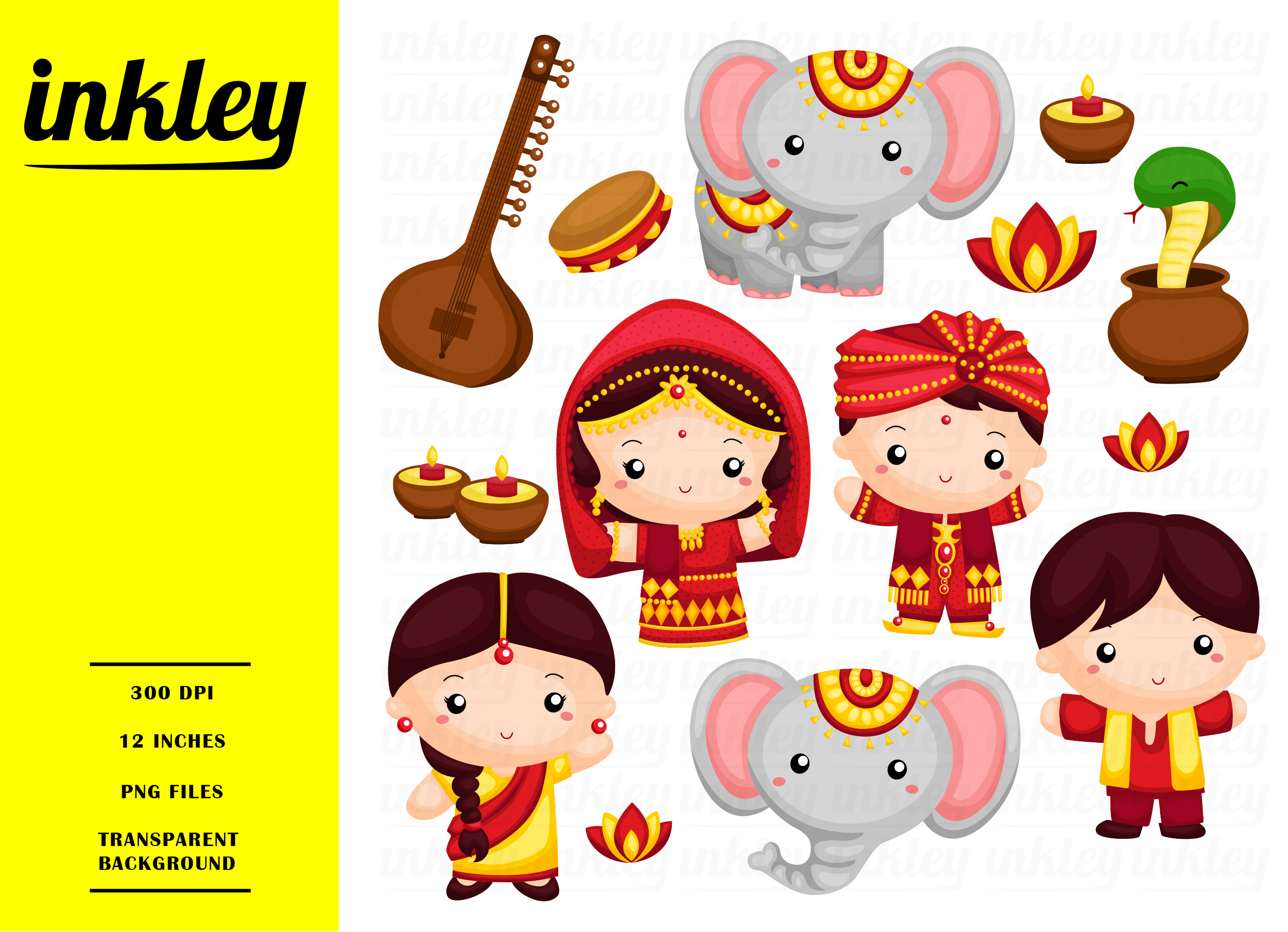 India Clipart Images.