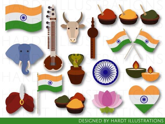 India Clipart, India Clip Art, Indian Clipart, Indian Clip.