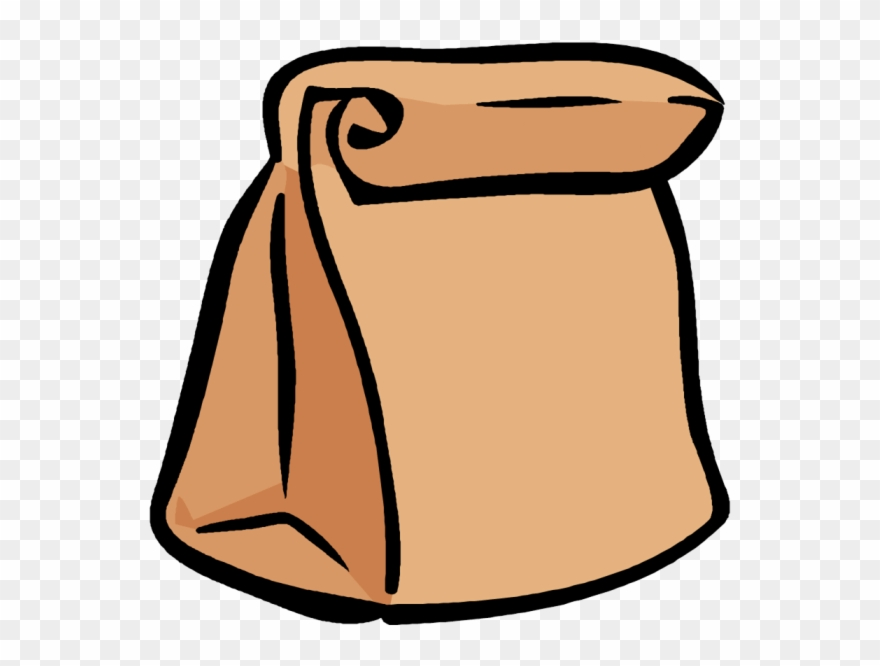 Bag clipart paper bag, Bag paper bag Transparent FREE for.