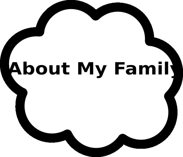 About Me Cloud Clip Art at Clker.com.