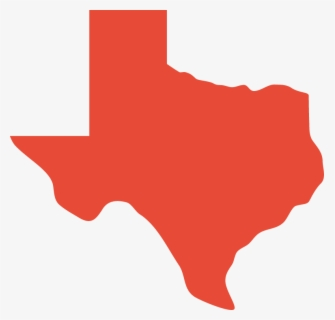 Free Texas Outline Clip Art with No Background.