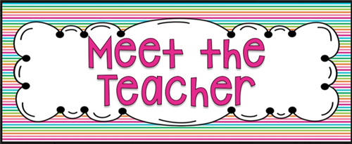 Batista, Sonia / Meet the Teacher.