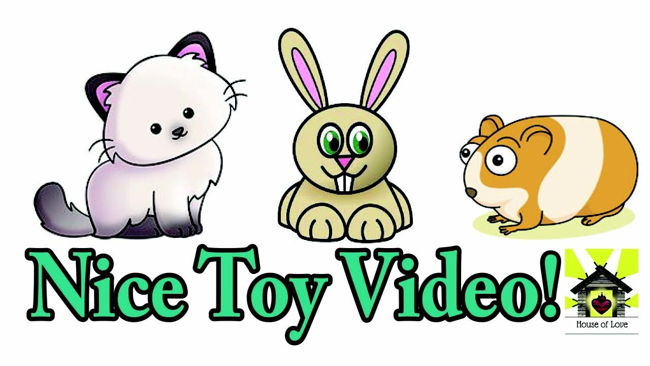 Nice Toy Video for Kids! Children of all ages welcome.