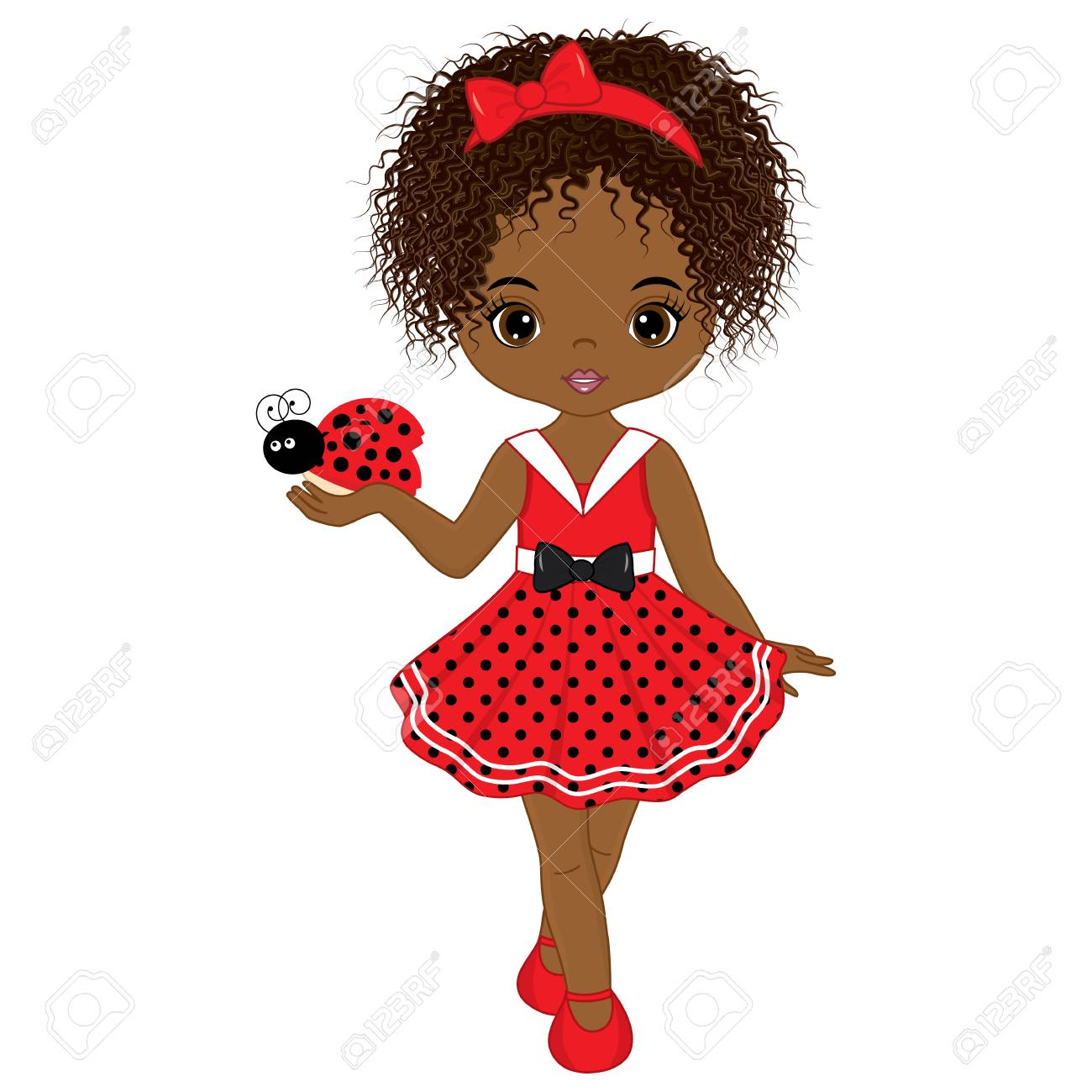 American girl clipart 5 » Clipart Station.