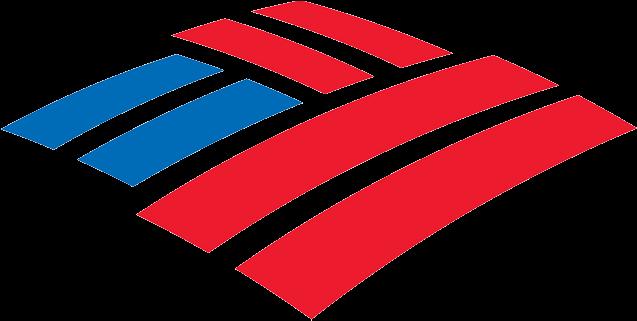 Bank Of America Logo Transparent Clipart.