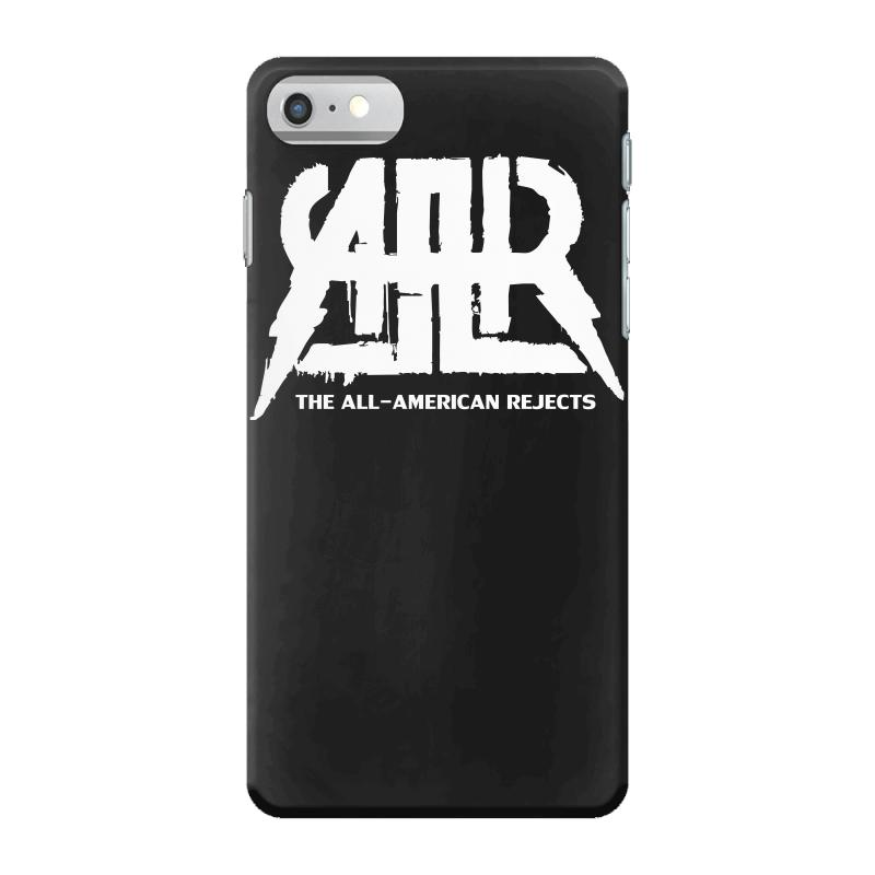 The All American Rejects Logo Iphone 7 Case. By Artistshot.