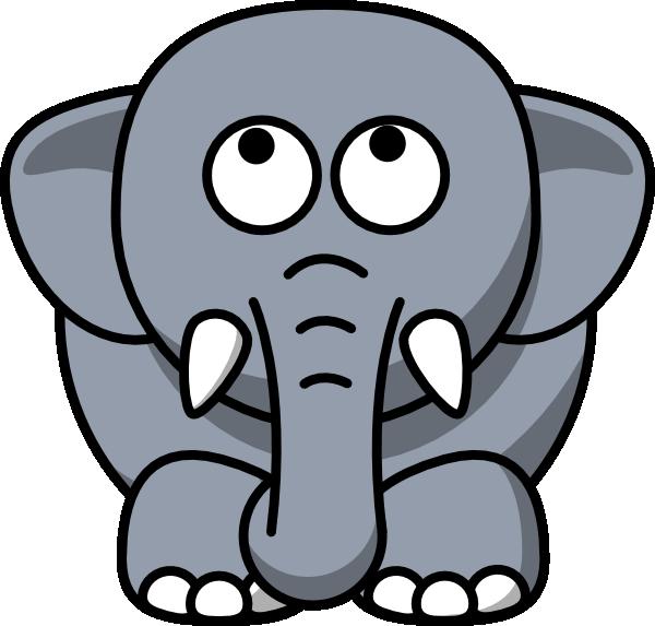 Cartoon Clipart Animals.