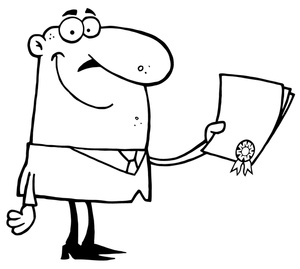 Business Clipart Image.