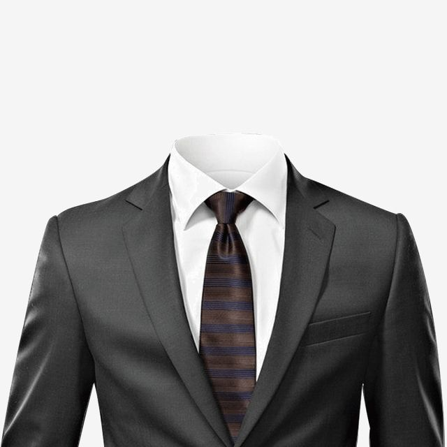 Black Suit, Clothes, Suit, Men's PNG Transparent.