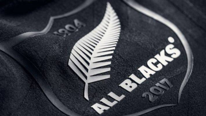 New All Blacks rugby badge revealed ahead of British and.