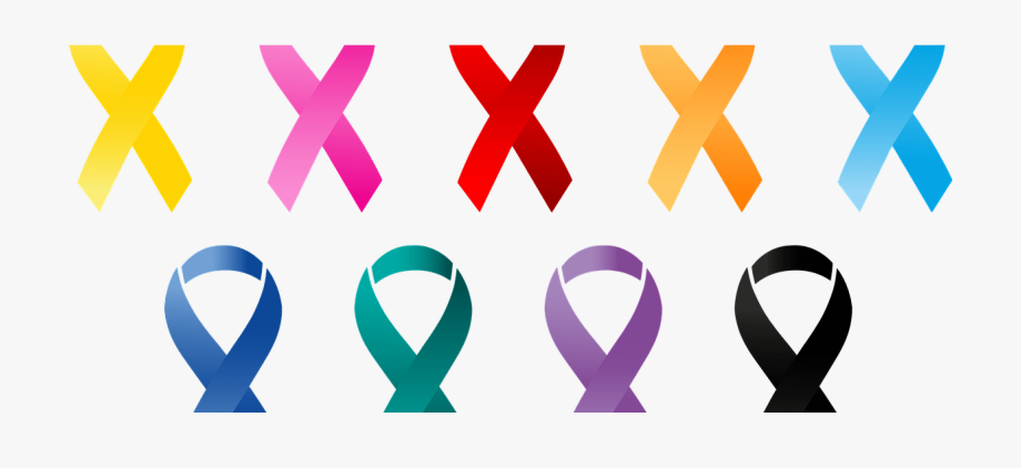 Cancer Awareness Ribbons Png Clipart , Png Download.