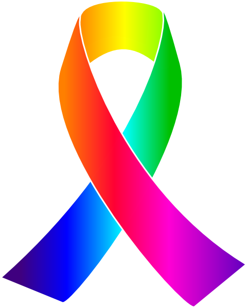 Awareness Ribbons Clip Art.