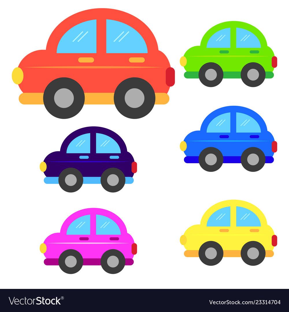 Car cartoon or car clipart cartoon.