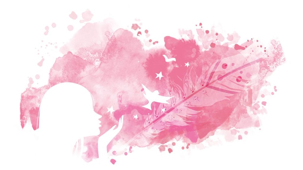 clipart picsart pink feather FreeToEdit.