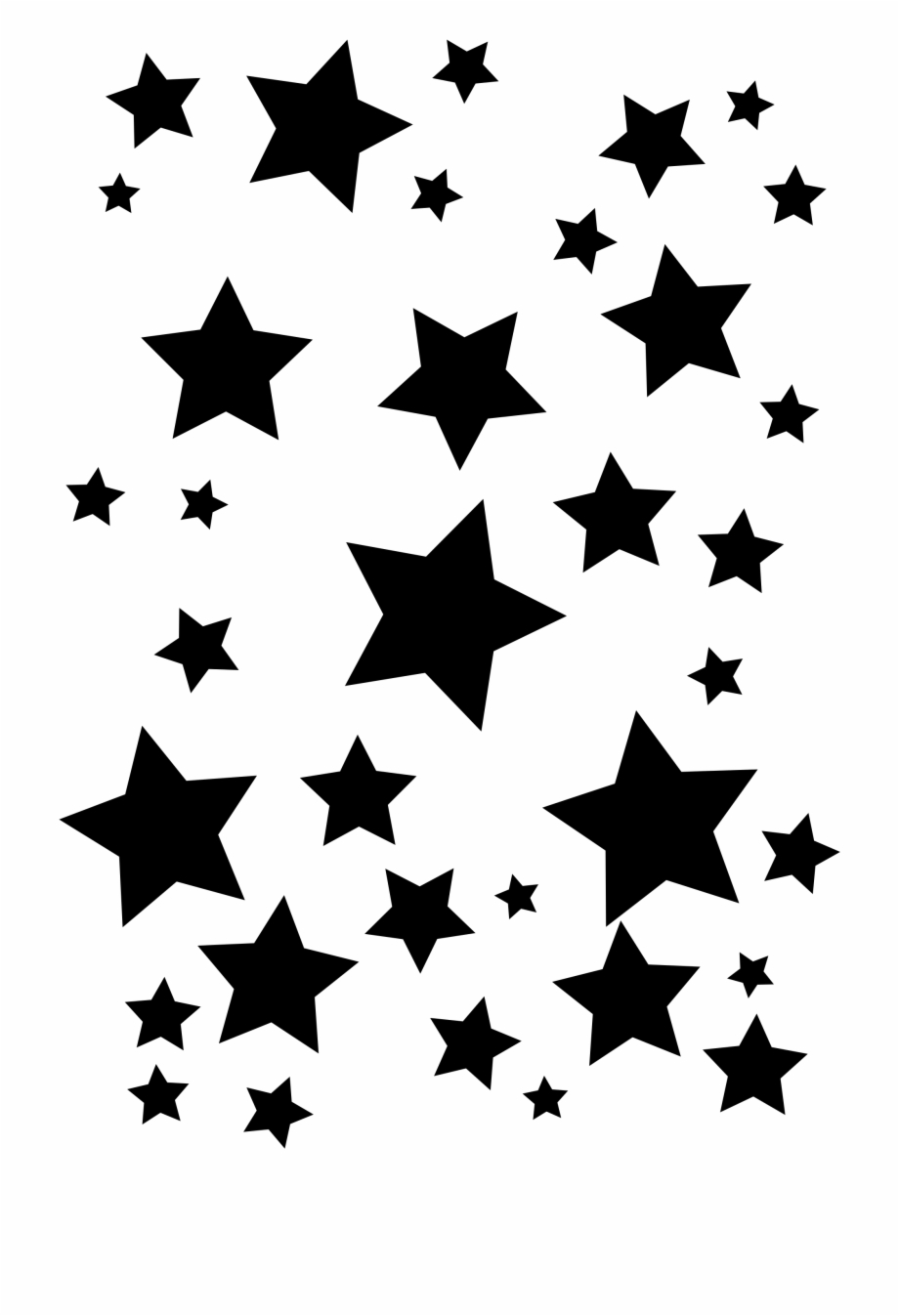 Royalty Free Library Cluster Of Stars Clipart Collection.