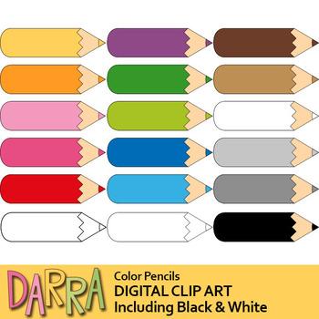 Colors clipart.