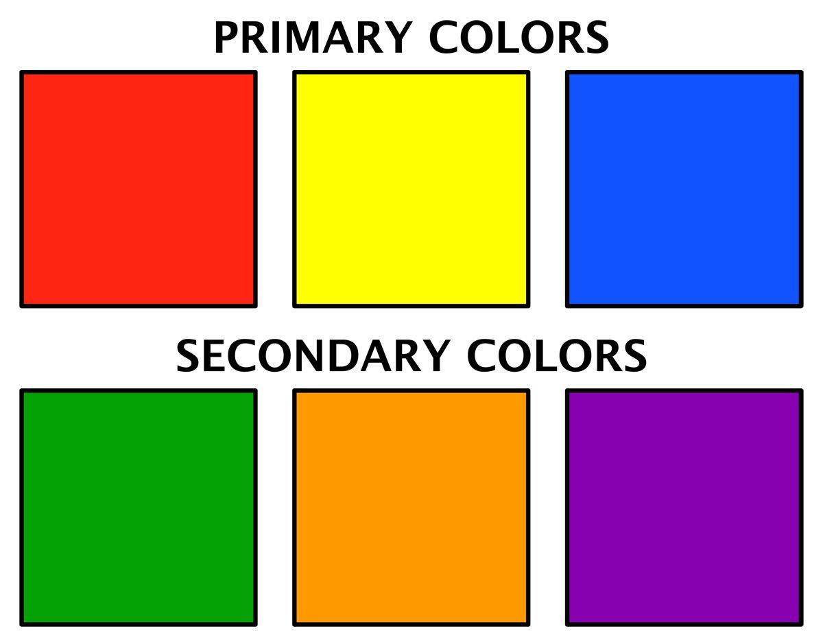 Clip Art: Crayons Color.