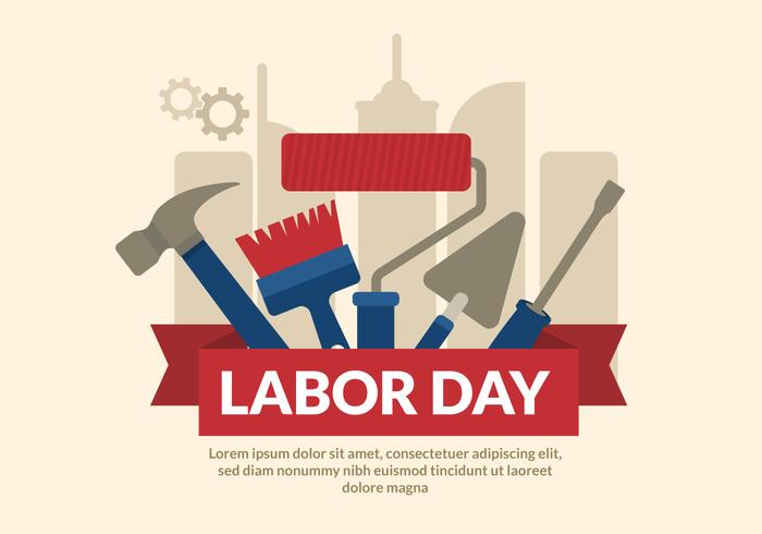 Labor Day Clip Art.