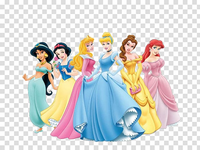 Disney Princess Cinderella transparent background PNG.