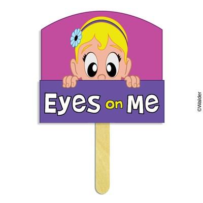 Eyes on Me.