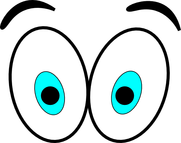 Eyes On Me Clipart.