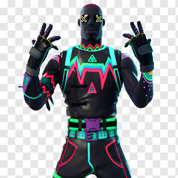 Fortnite Skins cutout PNG & clipart images.