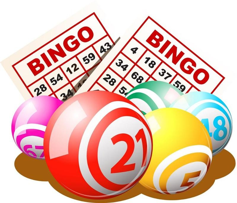 Free Bingo Clipart Image.