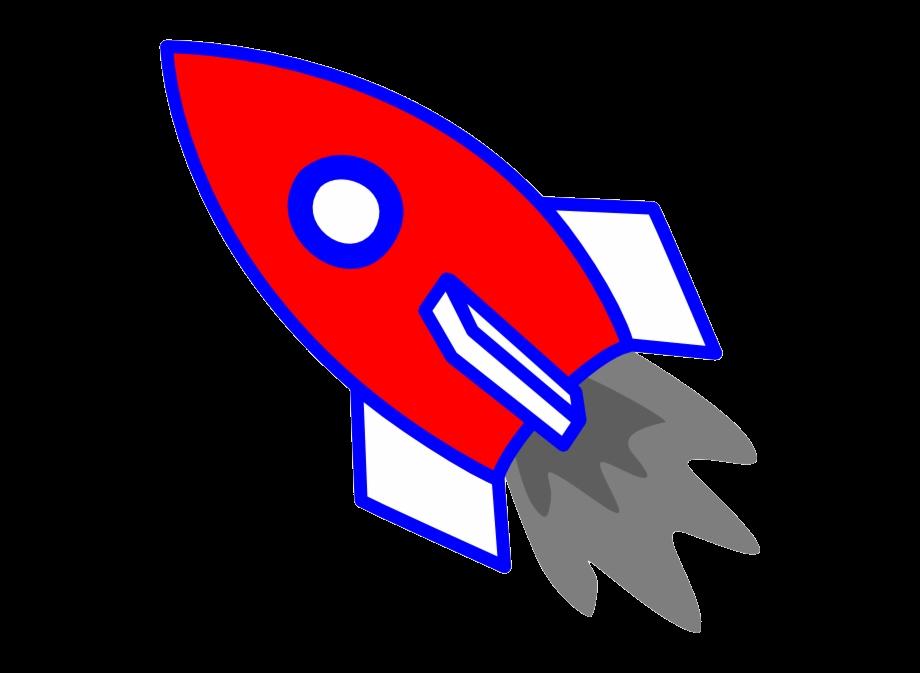 Rocket Ship Original Clip Art File Images Ing Free Cartoon Png.