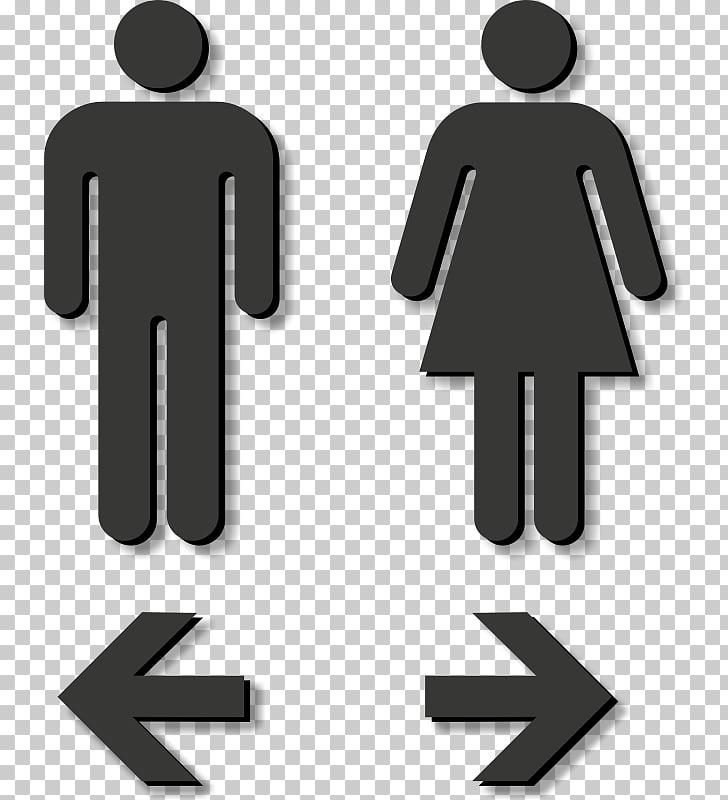 Female Gender symbol Man Sign, toilet PNG clipart.