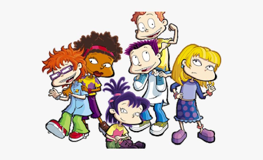 Character Clipart Rugrats.
