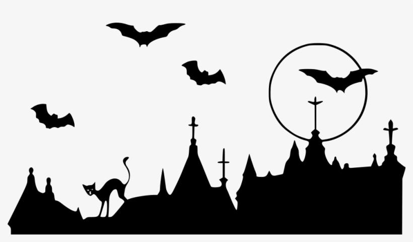 Halloween Bat Free Png Image.