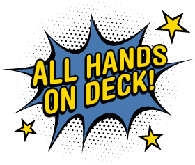 All hands on deck clipart clipart images gallery for free.