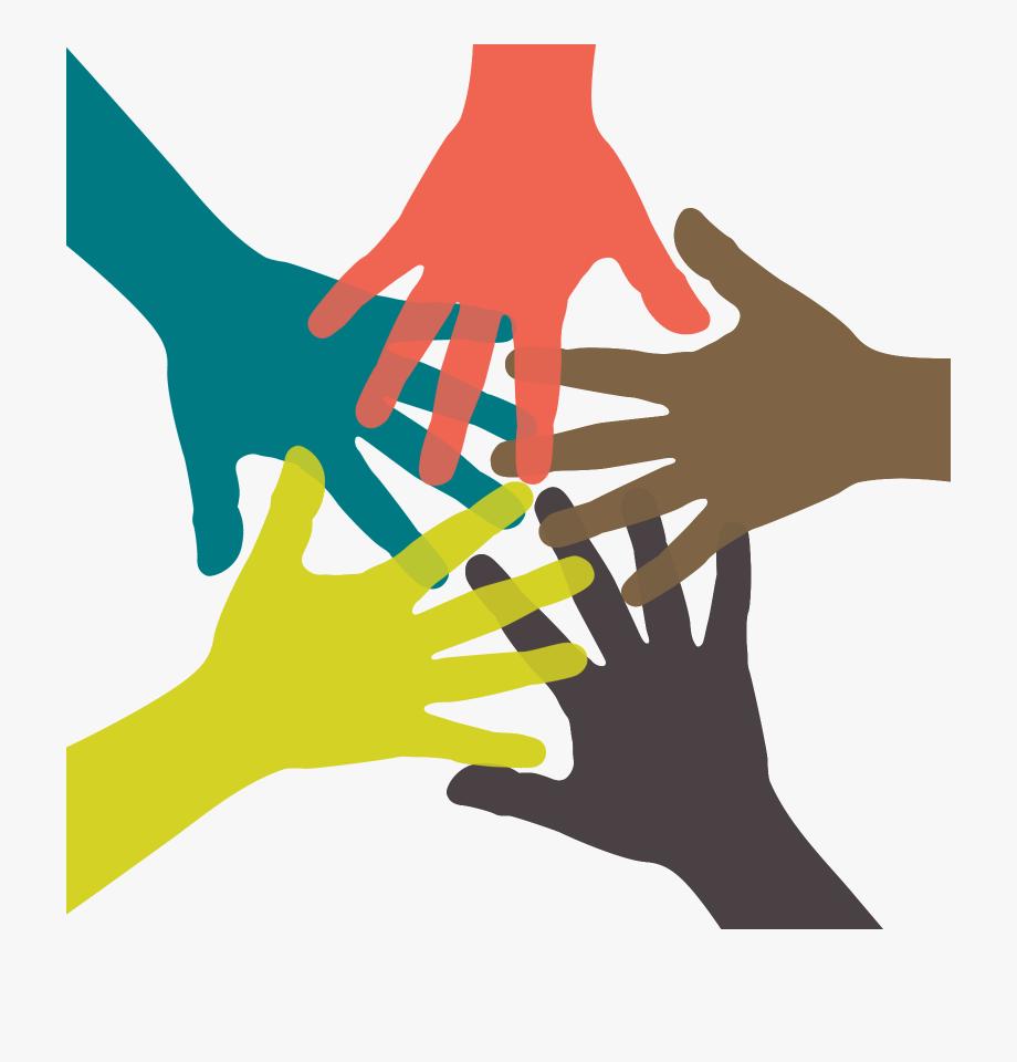 Hands Together Png.