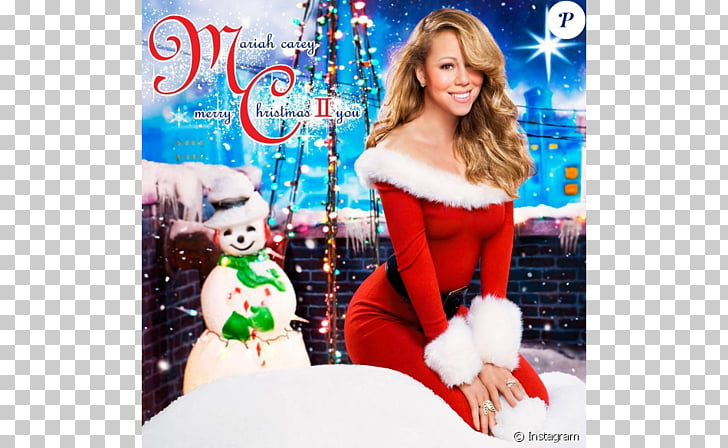 Christmas music Merry Christmas II You Album All I Want for.