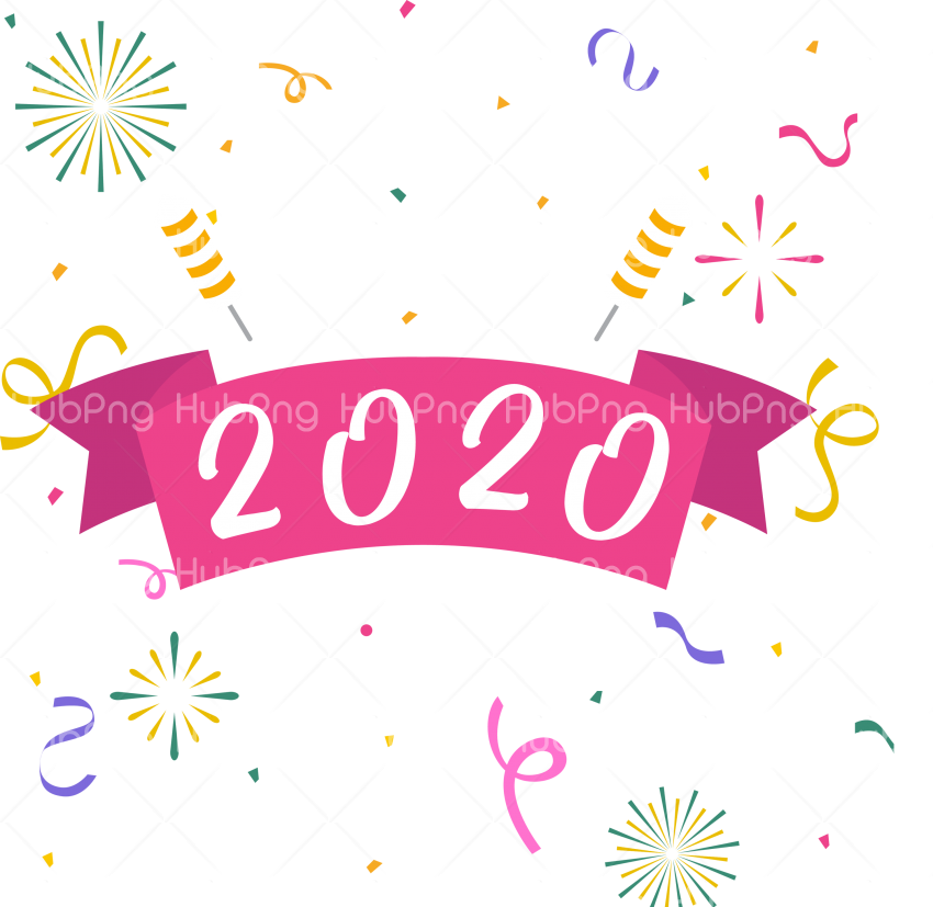 2020 png new year 2020 happy new year clipart Transparent.